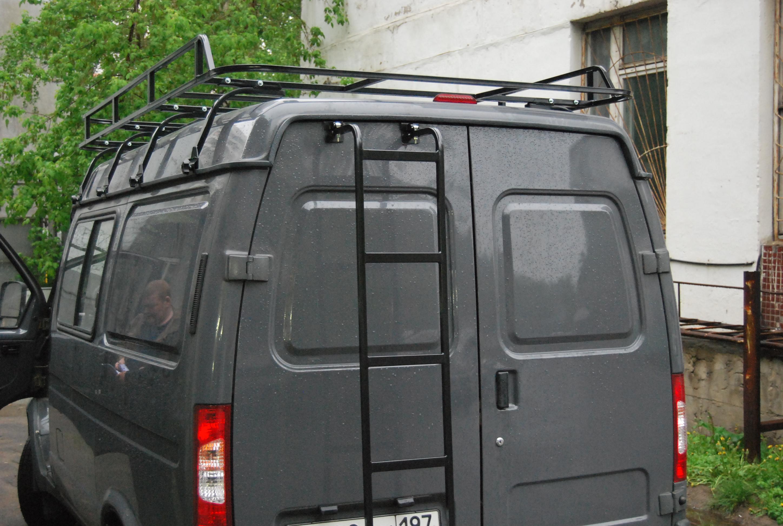 Багажник на крышу автомобиля своими руками на газель 25